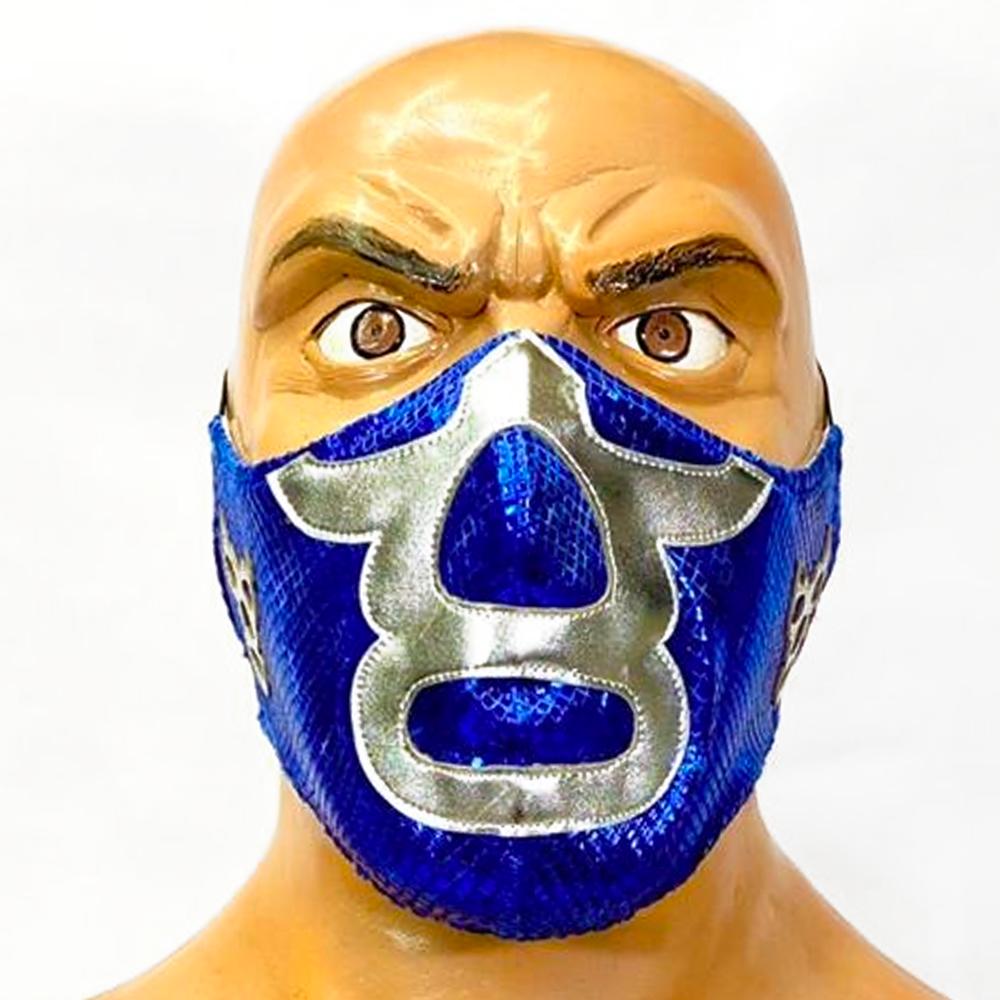 """""""Hijo de la Leyenda Azul """" Blue Demon Jr."""