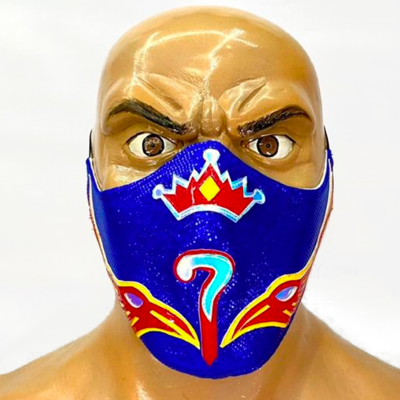 """""""The King"""" Rey Misterio"""