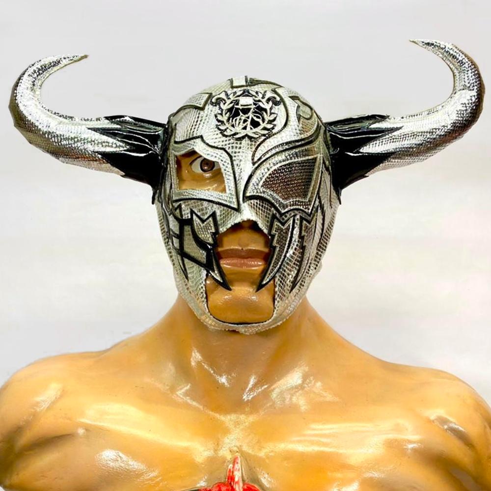 """""""El Toro Blanco"""" RUSH ( FULL MASK )"""