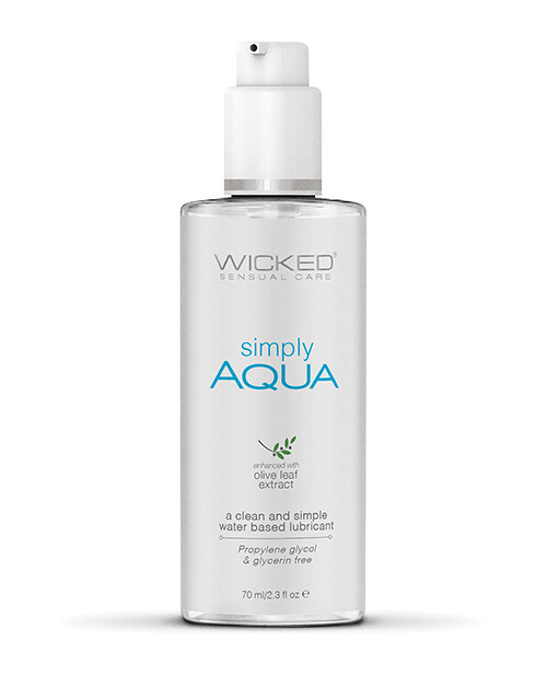 Simply Wicked Aqua Lubricant
