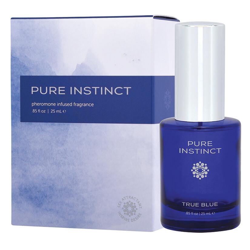 Pure Instinct True Blue Box