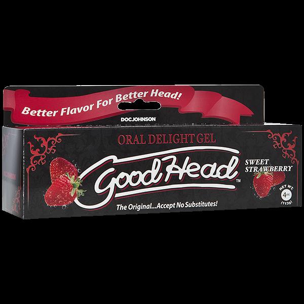 GoodHead Oral Delight Gel Strawberry