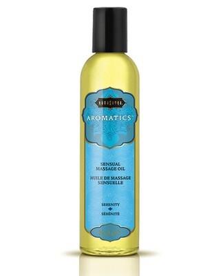 Kama Sutra Massage Oil Serenity 2 OZ
