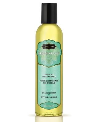 Kama Sutra Massage Oil Soaring Spirit 8 OZ