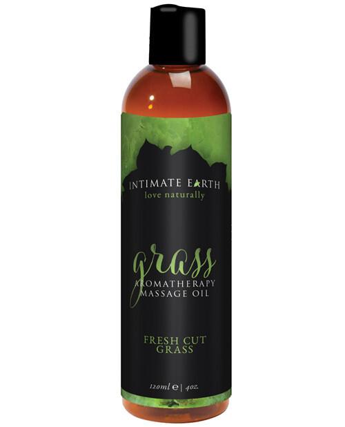 Aromatherapy Massage Oil Fresh Cut Grass