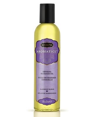 Kama Sutra Massage Oil Harmony Blend 8 OZ