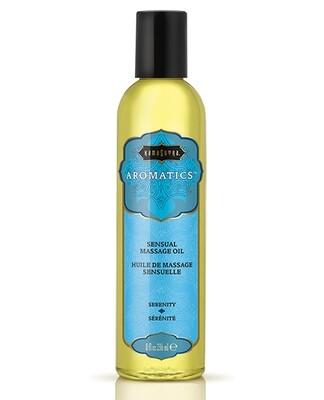 Kama Sutra Massage Oil Serenity 8 OZ