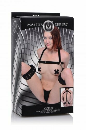 Master Series Acquire Easy Access Thigh Harness