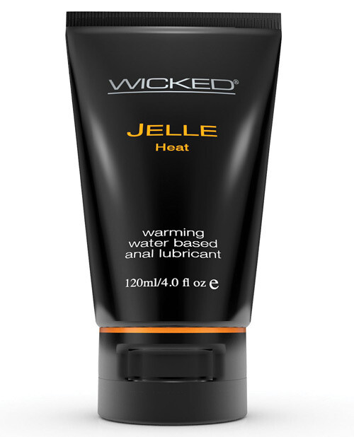 Wicked Jelle Heat Anal Lubricant