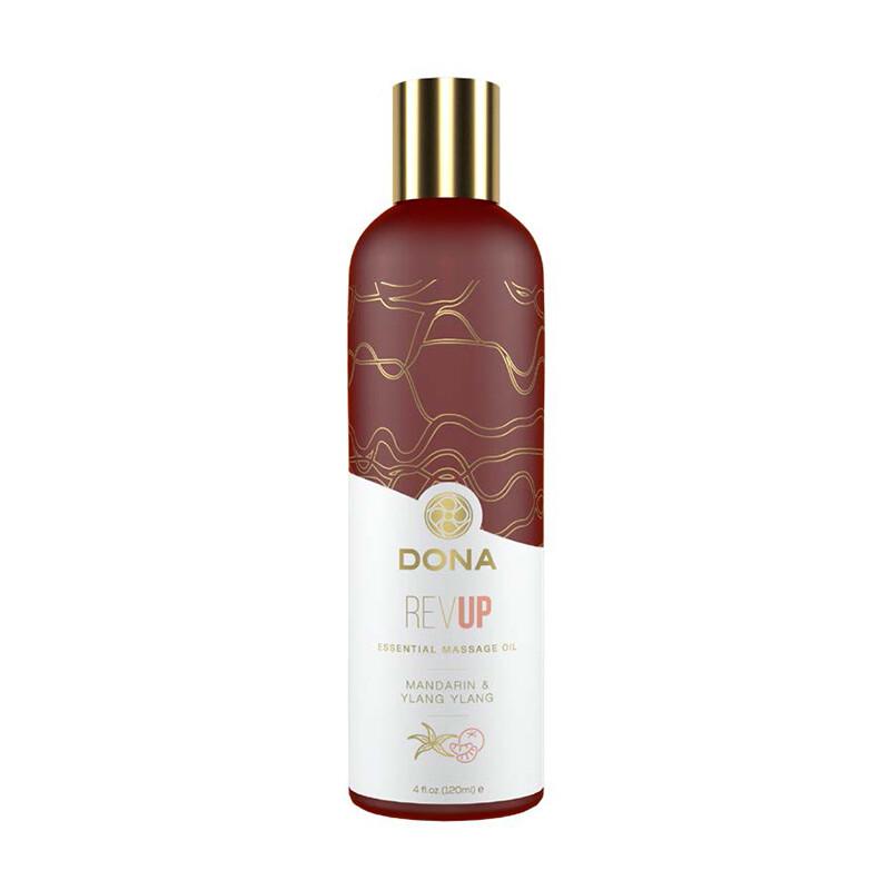 Dona Revup Vegan Massage Oil Mandarin & Ylang Ylang