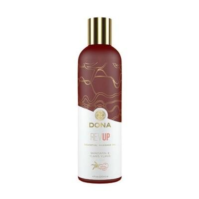 Dona Essential Massage Oil Rev Up