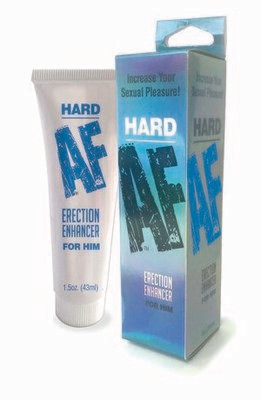 Hard AF Erection Cream