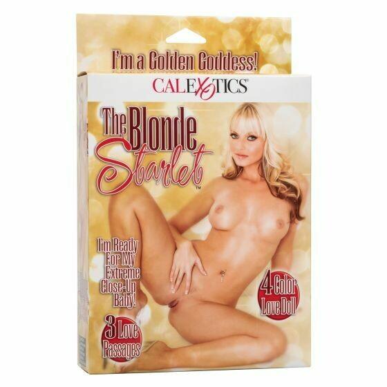 Blonde Starlet Doll