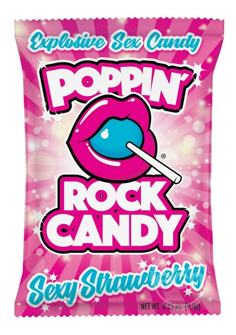 Poppin' Rock Candy Sexy Strawberry