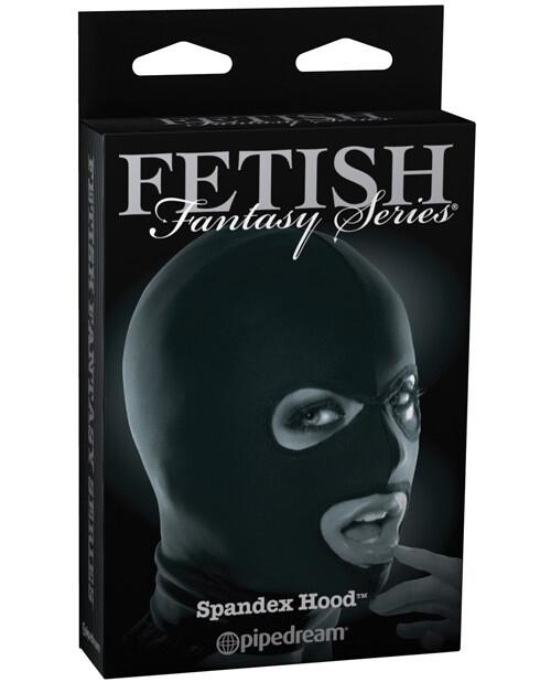Fetish Fantasy Limited Edition Series Spandex Hood