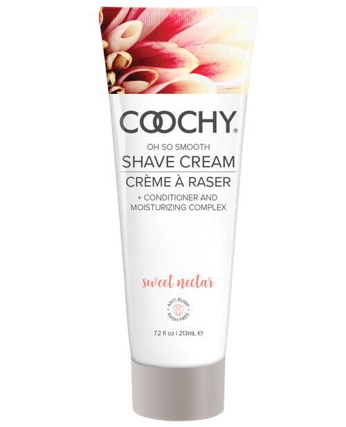 Coochy Shave Cream Sweet Nectar