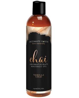 Aromatherapy Massage Oil Vanilla Chai