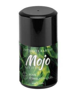 Intimate Earth Mojo Penis Stimulating Gel - 1 oz Niacin and Ginseng