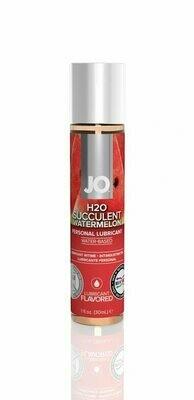 JO H2O Flavored Lubricant Succulent Watermelon 1 OZ