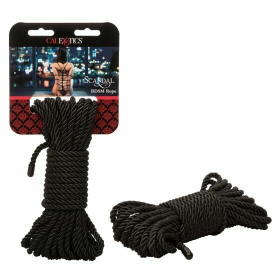 Scandal BDSM Rope 32' Black