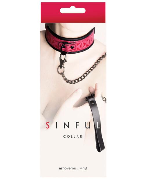 Sinful Collar Pink