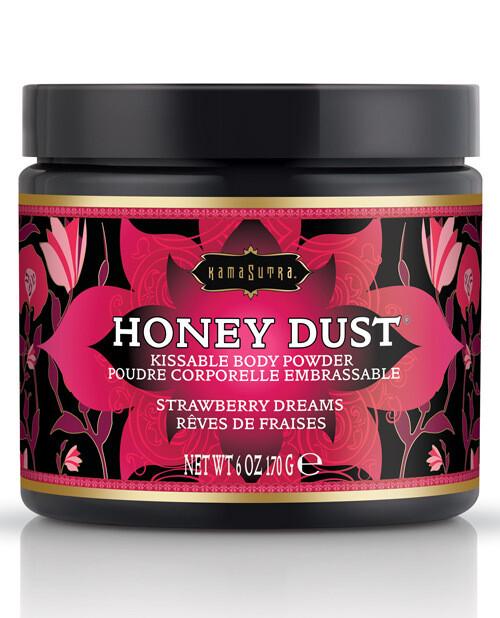 Honey Dust Strawberry Dreams