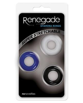 Renegade Stamina Ring Set