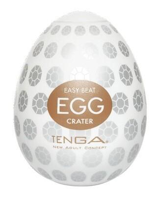 Tenga Hard Gel Egg Crater