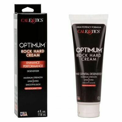 Optimum Rock Hard Cream