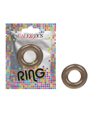 Foil Pack Cock Ring - Smoke