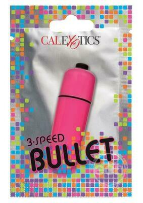 Foil Pack 3-Speed Bullet - Pink