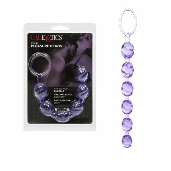 Swirl Pleasure Beads