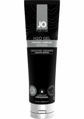 JO H2O Water Based Gel Lubricant