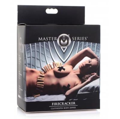 Master Series Firecracker Body Zipper