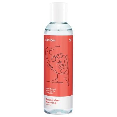 Satisfyer Men Water-Based Lubricant Warming 10 OZ