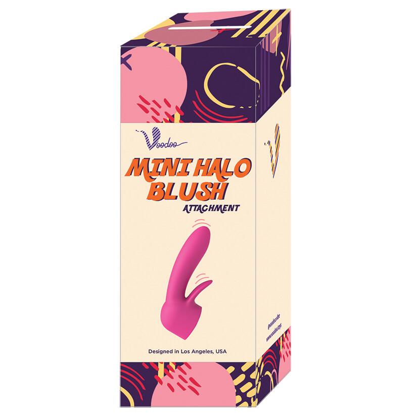 Voodoo Mini Halo Blush