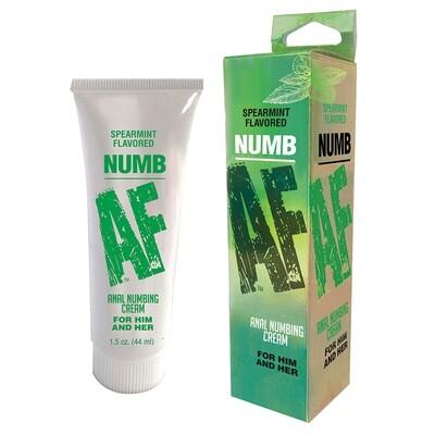 Numb AF Anal Desensitizer Gel