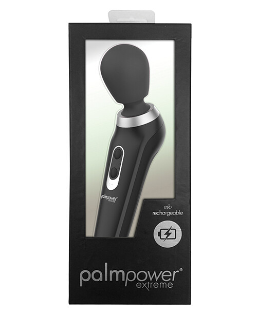 Palmpower Extreme Rechargeable Wand Massager