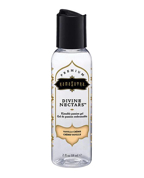 Divine Nectars Passion Gel - Vanilla Creme