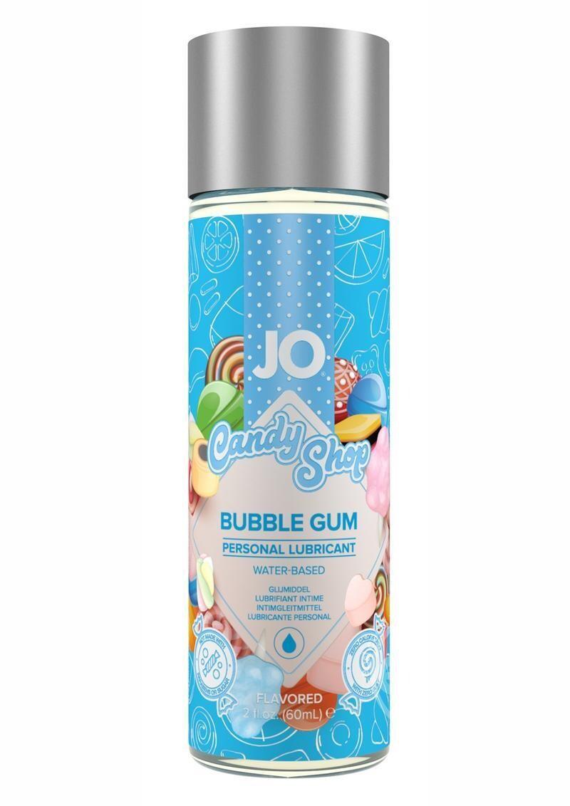 JO H2O Flavored Bubble Gum 2 oz