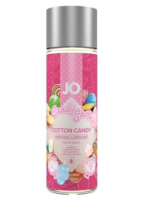 JO H2O Flavored Cotton Candy 2 oz