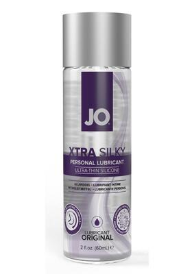 JO Xtra Silky Thin Silicone Lubricant 2 OZ