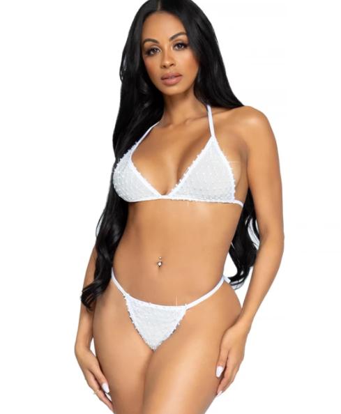 Tempest Bikini Set - White