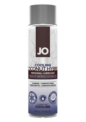 Hybrid Cooling Lubricant Water And Coconut Oil 4 Ounce