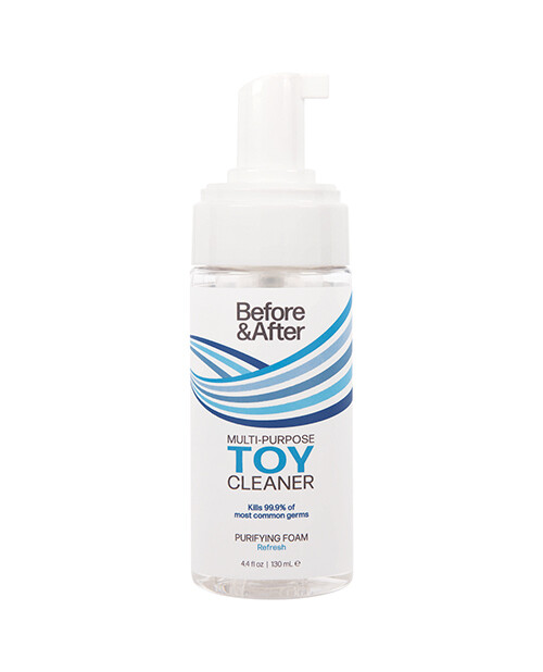 Before & After Foam Toy Cleaner 4.4oz