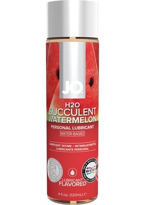 Jo H2O Flavored Lubricant Succulent Watermelon