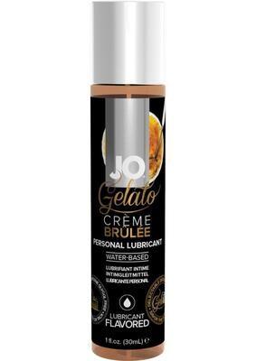 Jo Gelato Flavored Lubricant Creme Brulee