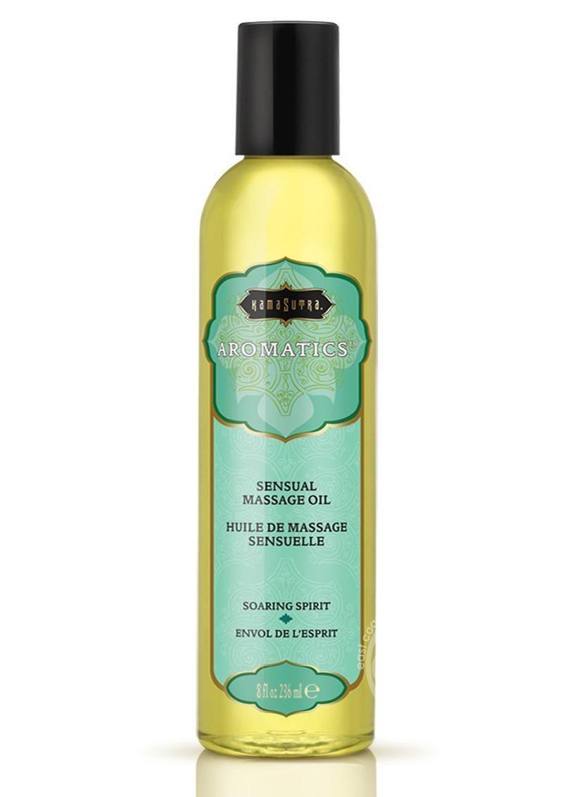 Kama Sutra Aromatic Massage Oil Soaring Spirit