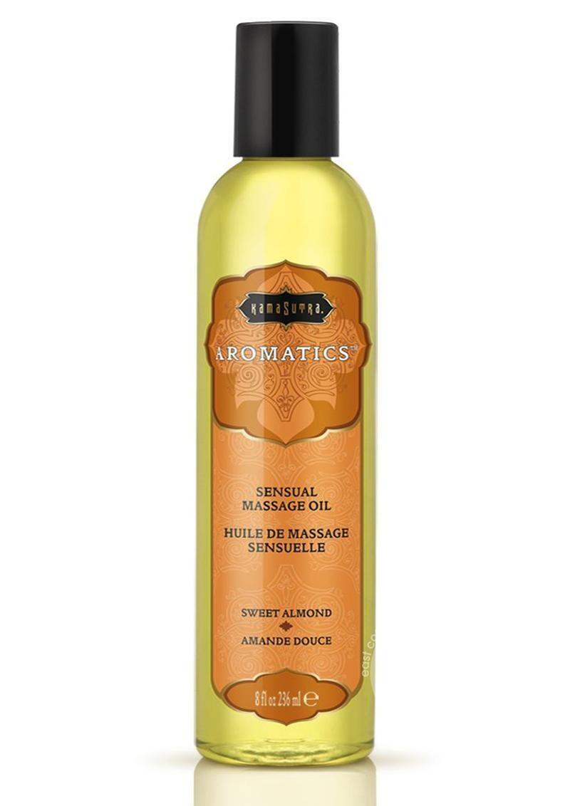 Kama Sutra Aromatic Massage Oil Sweet Almond