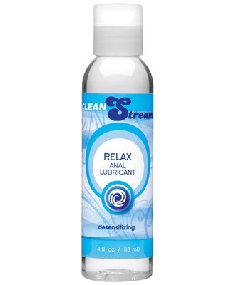 Cleanstream Relax Desensitizing Anal Lubricant
